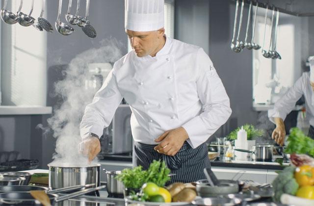Servier- & Küchenhelfer