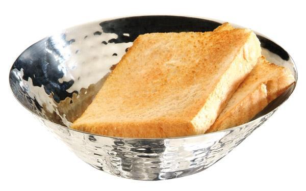 Brot- und Obstschale 16 x 16 x 5 cm