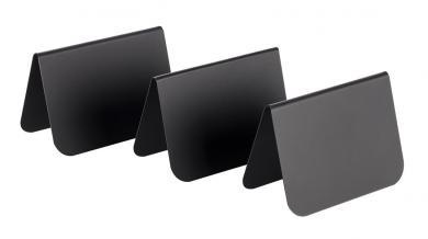 Tischaufsteller, 1er Set 7,5 x 3,5 x 5 cm