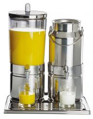 "Saft- und Milchdispenser MIX ""TOP FRESH"""
