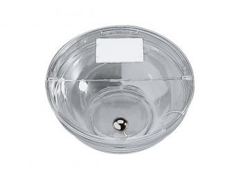 Schutzdeckel mit Löffelaussparung 14,5 x 14,5 x 1,5 cm