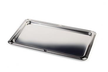 """GN Edelstahl-Tablett """"PROFI LINE"""" GN 1/2"""