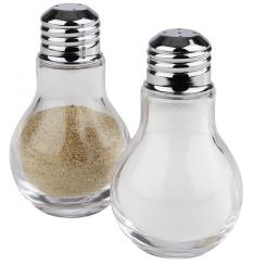 Salz- und Pfefferstreuer, 2er Set