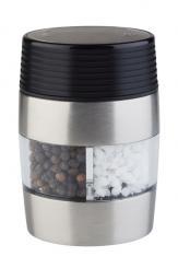 2 in 1 Salz- u. Pfeffermühle