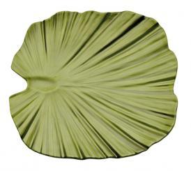 "Palmblattschale ""NATURAL COLLECTION"" 27 x 27 x 4,5 cm"